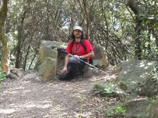 Dolmen de Can Gurri (Serralada Litoral)