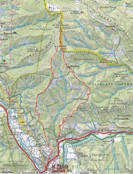 28.Mapa ruta Pobla