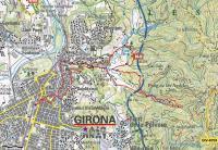 Mapa Girona_Vall de Sant Daniel