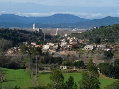 Ruta ST29 Vall de Sant Daniel. Girona