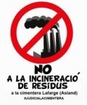 No a la incineradora Montcada