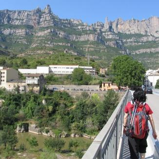 Pont cap a Monistrol