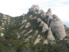 Vistes de Montserrat