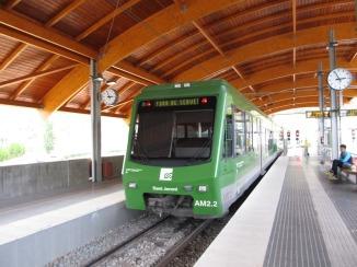 Ruta ST78 Estació del cremallera Monistrol-Vila