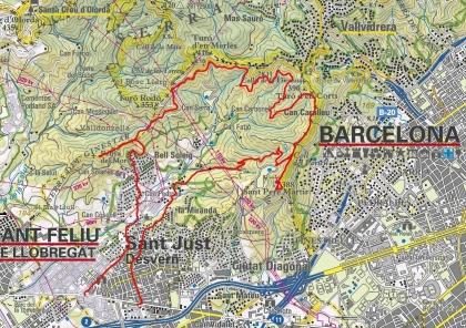 Mapa 45