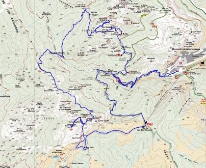 Mapa ruta 47