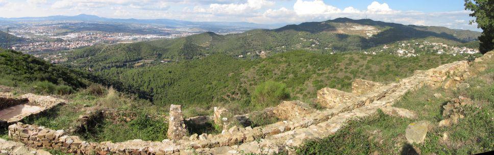 Panoramica Puig Castellar