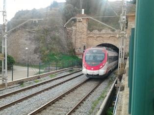 Túnel de Montgat