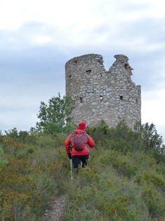 Arribant al Puigcabrer