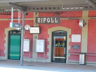 Estació de Ripoll
