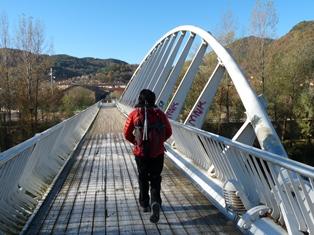 Ruta ST54 Pont de Calatrava