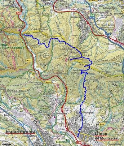 Mapa Ruta 58_petit