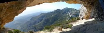 Ruta ST63 La Foradada (Montsià)