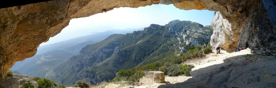 La Foradada. Serra de Montsià