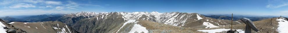 360º des del Balandrau (clica per ampliar)