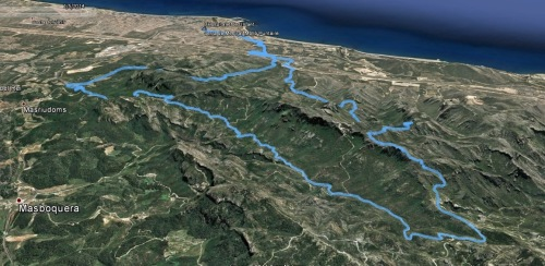 Mapa google earth