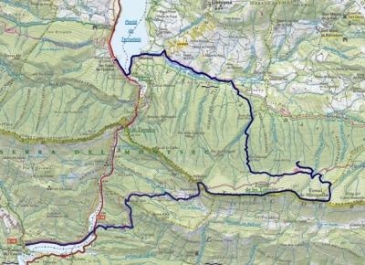 Mapa ruta Montsec_PETIT