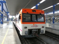 Ruta ST 69 Montsec de Rúbies. Tren a la Pobla de Segur