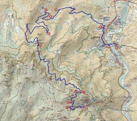 Mapa 78 Monistrol PR C-19 Santa Cecilia_lletres_petit