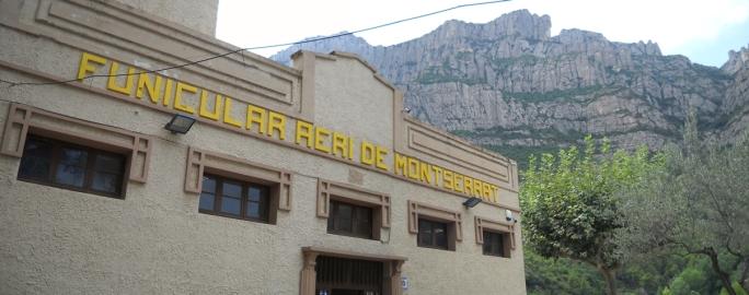 Estació de l'Aeri de Montserrat