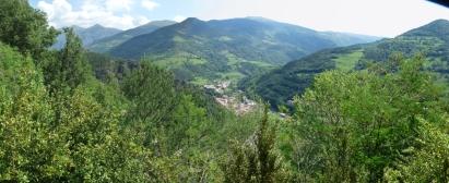 Vista de Ribes de Freser