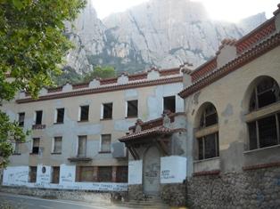 Antic hotel Colònia Puig