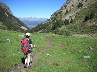 Ruta ST80 Vall d'Eina