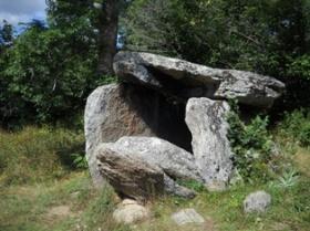 Ruta ST81 Dolmen de Bragulí (Alta Cerdanya)