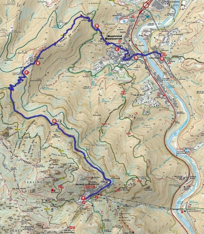 Mapa 79 Monistrol PR C-19 Sant Benet_lletres_petit
