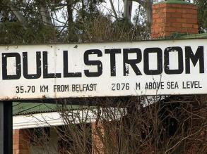 dullstroom_sign