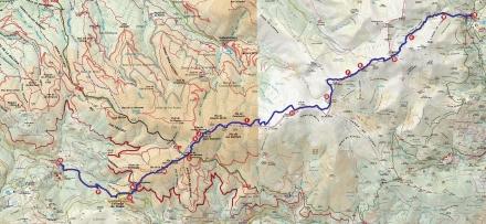 Mapa 88 Núria-La Molina_lletres