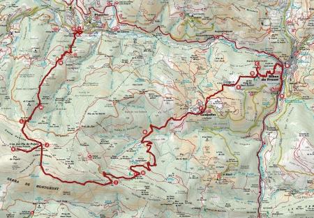 Mapa ruta 85_lletres