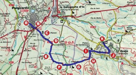 Mapa Puigcerdà-Osseja_lletres