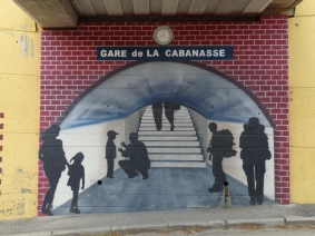 Estació de La Cabanassa-Montlluís