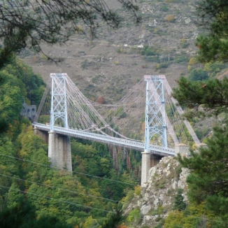 Pont Gisclard (Montlluís)