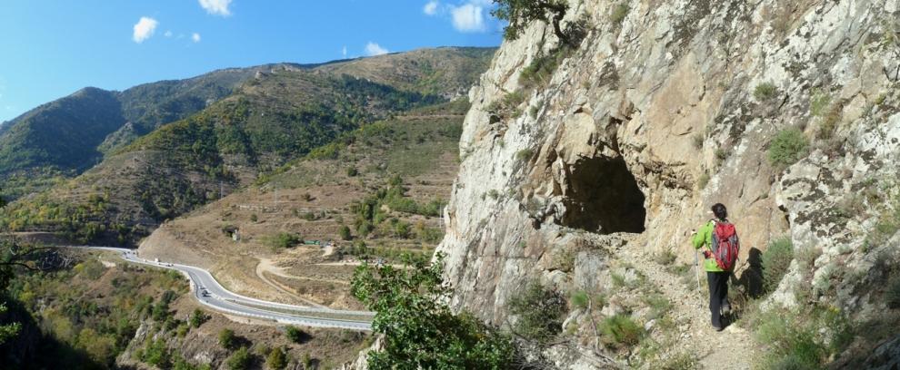 Túnel entre Fontpedrosa i Toès