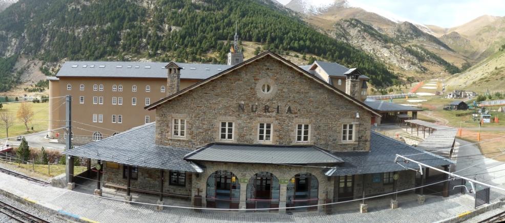 Estació de Núria (cremallera)