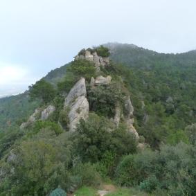Ruta ST102 Castell de Prenafeta (Conca de Barberà)