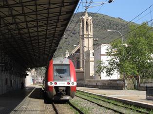 Estació de Portbou