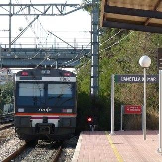 Estació de l'Ametlla