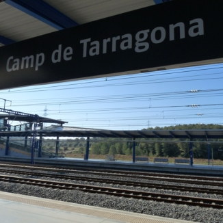 Ruta ST109 Estació TAV Camp de Tarragona