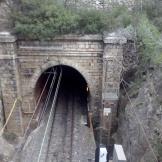 Les Dues Boques. Túnels 73 (4.044m) i 72 (410m)