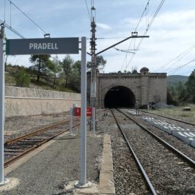Estació del Pradell