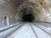 Túnel 72 (410m)