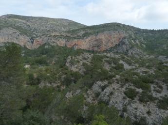 Barranc del riu Llastres