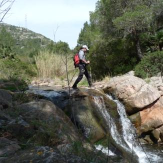 Ruta ST113: Salt de Savinosa (Pratdip)