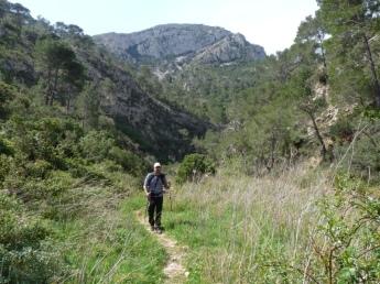 Camí pel riu Llastres
