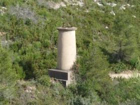 Pou de Ventilació del Túnel de l'Argentera