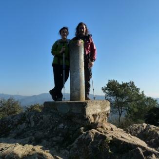 Ruta ST120 Cim del Puig Madrona