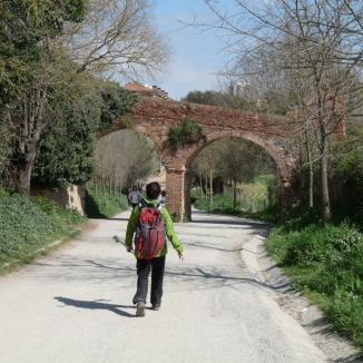 Ruta ST126 Aqüeducte de Canaletes